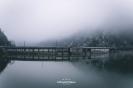 Ειδυλλιακό τοπίο με ομίχλη στη Λίμνη Πλαστήρα _13